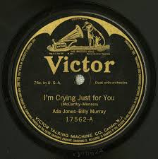 Audio Recording, Available Online, Victor, Jones, Ada   Library of ...