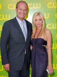 Camille Grammer Accuses Ex Kelsey Grammer of 'Rewriting History ...