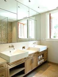 corner mirror cabinets tiles ideas