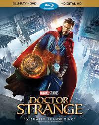 marvel s doctor strange includes