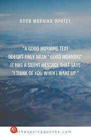 inspirational good morning quotes beautiful images