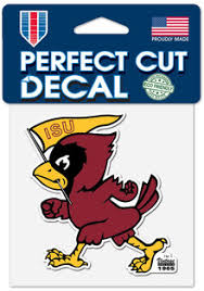 Shop Iowa State Cyclones Car Decals Cyclones Window Stickers Iowa State Cyclones Clings Decals