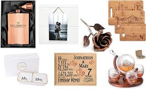 best 7 year anniversary gifts for him