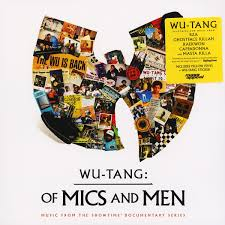 Wu Tang Clan Wu Tang Of Mics And Men 2019 Yellow Vinyl Discogs