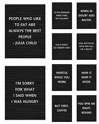 letterboard inspired kitchen printables all things purpose