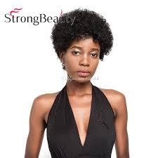 human hair wigs for black women men