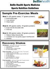 the varsity menu nutrition