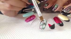 cnd sac bubble nail art additives