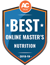 the best master s in nutrition