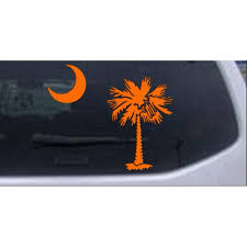 Palmetto Decal Car Or Truck Window Decal Sticker Walmart Com Walmart Com