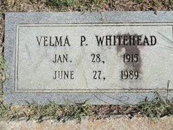 Velma Hilda Phillips Whitehead (1915-1989) - Find A Grave Memorial