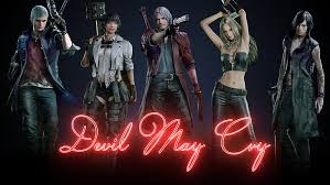 devil may cry 5 dante devil may cry