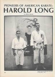 In Honor of Grandmaster Harold G. Long... - Phil Little Karate School |  Facebook