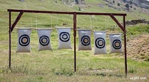 build targets for shooting drills
