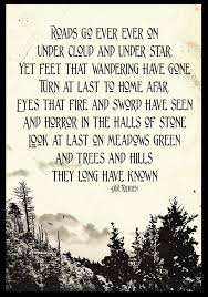 everyone eventually wants to go home hobbit quotes tolkien