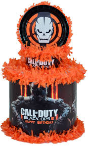 Call Of Duty Black Ops Iii Large Personalized Pinata Cumpleanos