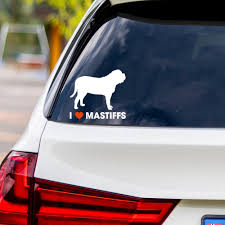 Car Stickers Dog Days