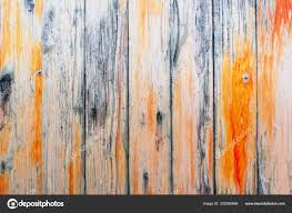 Rustic Shabby Wooden Background With Remnants Of Old Paint Wood Fence Texture With Peeling Paint Wide Angle Wallpaper Or Web Banner With Copy Space Stock Photo C Darksoul72 320390668