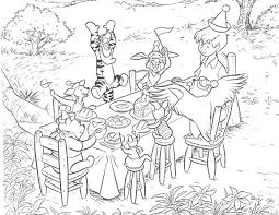 Winnie The Pooh S Happy Birthday Pages