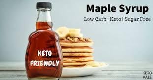 6 best sugar free maple syrup brands