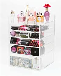 unique ways to organize your makeup