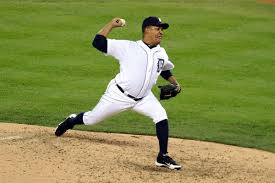 Octavio Dotel could be done for the season - Bless You Boys