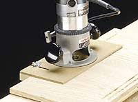 Making A Router Edge Guide Home Construction Improvement