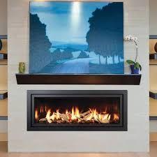 gas insert santa rosa gas fireplace