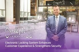 uses senseon electronic locking system