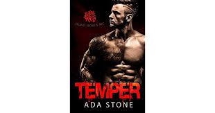 Temper: Road Roses MC by Ada Stone