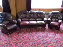 used leather couches for