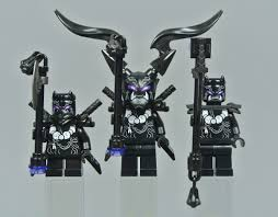 LEGO Ninjago 853866 Oni Battle Pack review