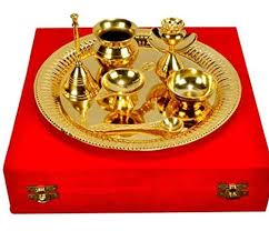 br pooja thali marriage gift