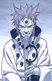 the sage of six paths | Naruto shippuden anime, Anime