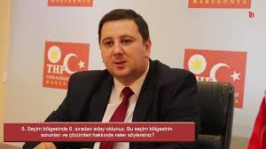 TimeBalkan - THP Genel Başkanı Enes İbrahim TİMEBALKAN'a konuştu   Facebook