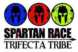 Spartan Race Trifecta Sticker Decal Spartan Race Spartan Spartan Trifecta