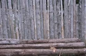 How To Make Fence Posts Out Of Pine Trees