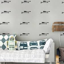 Diy Creative Vinyl Decal Arrow Home Decoratiom Wall Mural Nordic Style Cartoon Removable Wall Sticker Kids Room Baby Room Nursery Wallpaper Peelable Wall Decals Peelable Wall Stickers From Fst1688 7 3 Dhgate Com