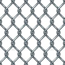 Chain Link Fence Seamless Pattern By Vectortatu Graphicriver