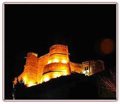 قلعه فلک الافلاک آثاری زیبا در خرم آباد