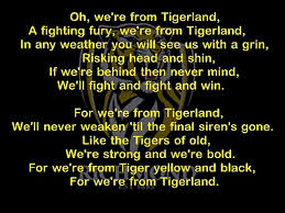 Richmond Tigers Theme Song with Lyrics ...