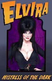Elvira Mistress Of The Dark Color Vinyl Decal Collector S Heaven