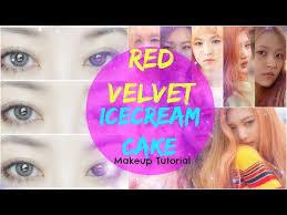 red velvet ice cream cake saubhaya makeup
