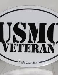Usmc Veteran Magnet Stars Stripes The Flag Store