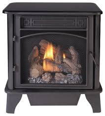 procom dual fuel ventless gas stove 3
