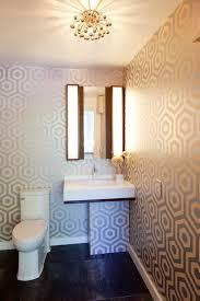 free modern funky bathroom by