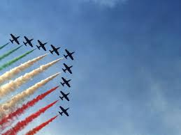 Il 26 maggio arrivano a Genova le Frecce Tricolori, faranno il ...