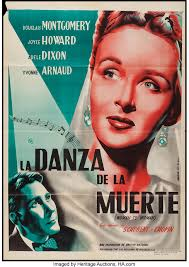 "Woman to Woman (CIA, 1946). Mexican One Sheet (26"" X 37""). Drama.. 