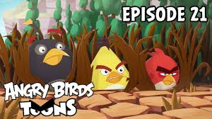 Angry Birds Toons   Eating Out - S2 Ep21 - YouTube