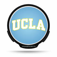 Powerdecal Pwr290201 Ucla Backlit Led Decal